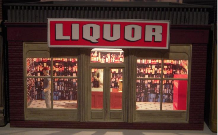 Walters most recent dream and obsession is the want to own a liquor store