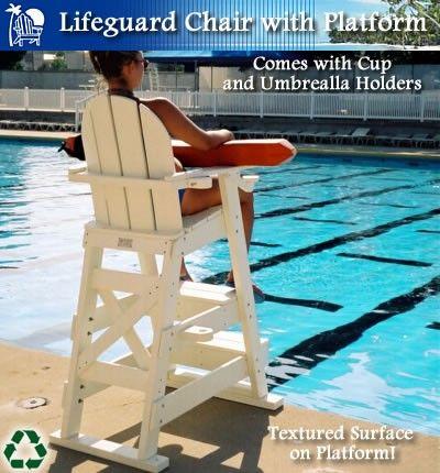 Lifeguard Chairs | LG510 Lifeguard Chair By LifeGuard Chairs.com