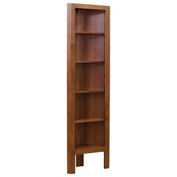 corner shelving unit tall 2