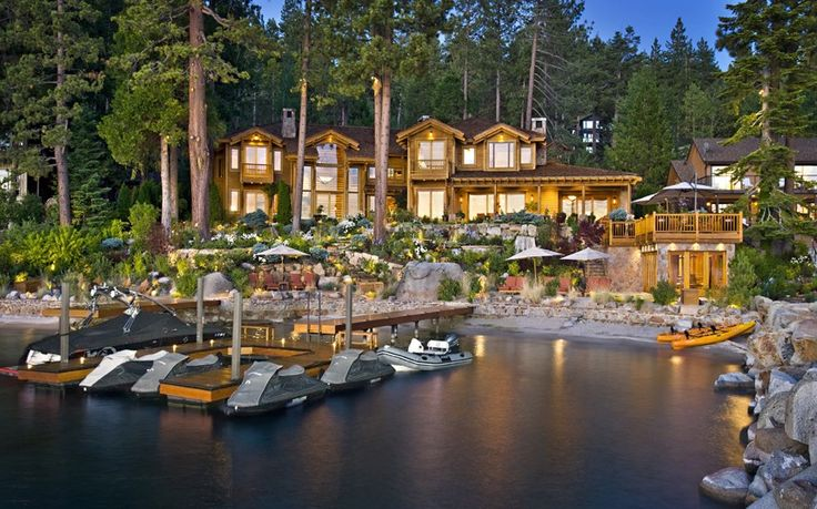 Glenbrook, Nevada, US  The eye-watering price is peanuts to its current owner, co-founder of the Oracle Corporation Larry Ellison, quoted this year as the third richest man in America.