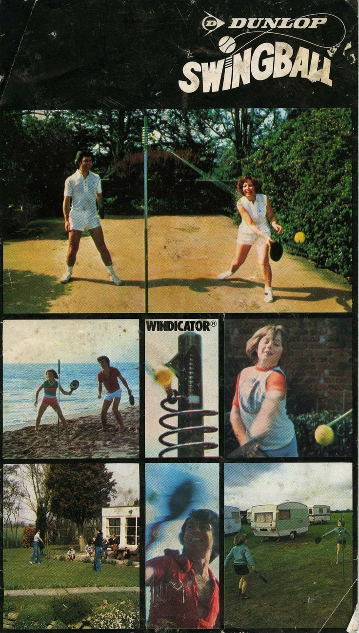 I was the swing ball queen back in the day, it went in every holiday and caravan rally with me.