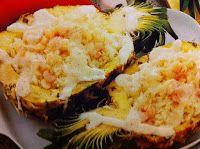 quelle piccole pesti: Ananas a Sorpresa: sfiziose ricette di Nonna Angel...