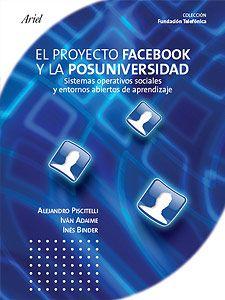 Este libro recoge los resultados del interesante proyecto colaborativo y abierto de educación basada en la utilización y aprovechamiento de las nuevas tecnologías y aplicaciones puesto en marcha en 2009 en la Universidad de Buenos Aires y liderado por uno de los mayores expertos internacionales en elearning, Alejandro Piscitelli.