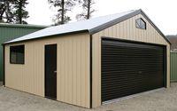 Cheap Domestic Garage Builders, Colorbond Garages Sydney