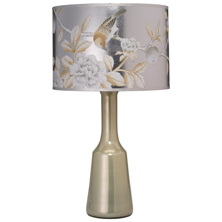 Jamie Young Lighting Table Lamp Base Medium Perfume Bottle Pearl
