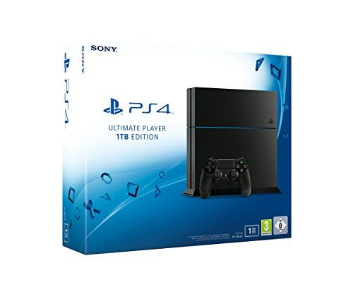 Console PS4 1 To – ultimate player edition
