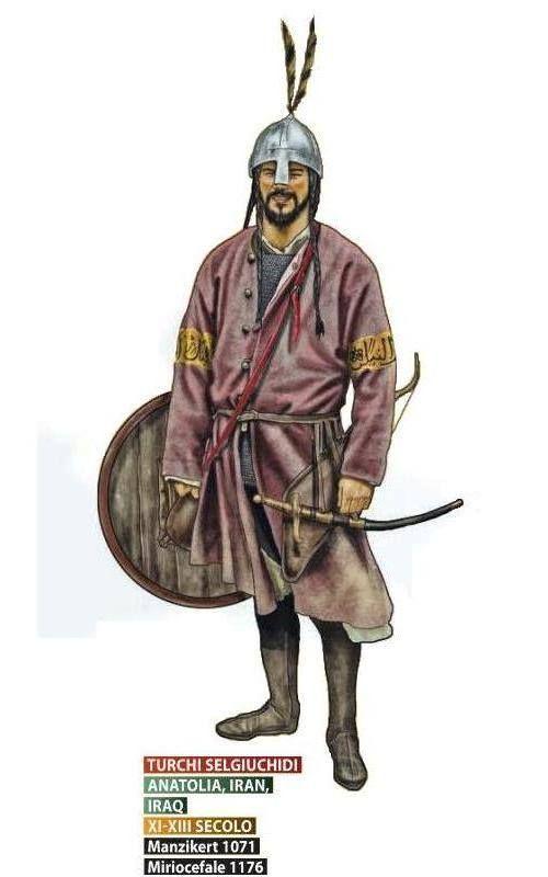 Seljuk Warrior