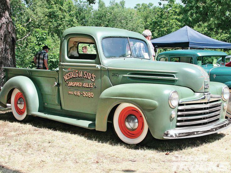 Kkoa Leadsled Spectacular 1947 Ford