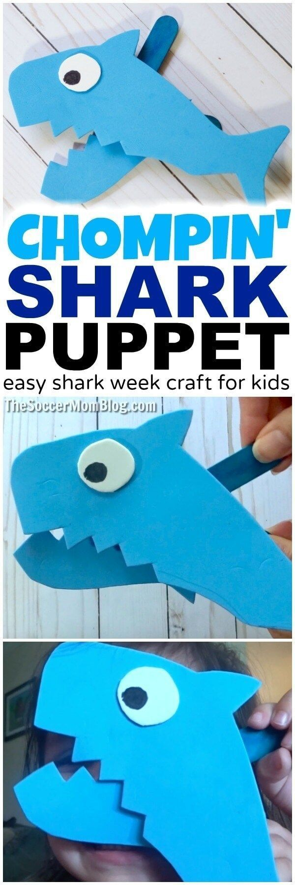 crafting ideas for kids best 25 shark week crafts ideas on shark week 4114