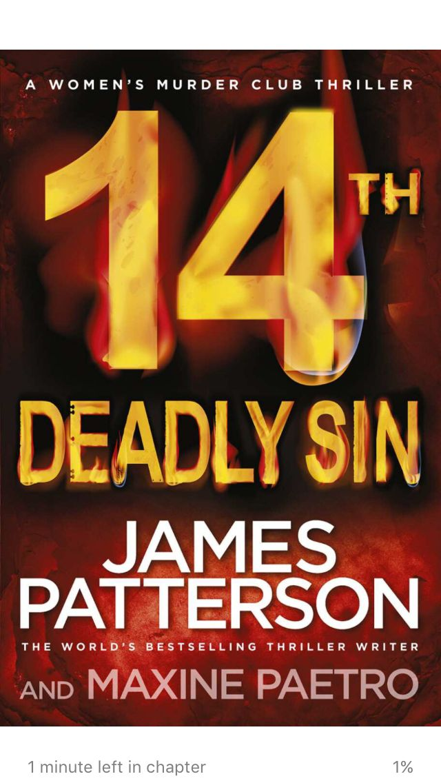#womensmurderclub #jamespatterson Love this book!  The 14th installment of the Women's Murder Club series.