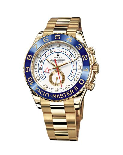 Rolex watch - yacht master II...one for the guys!
