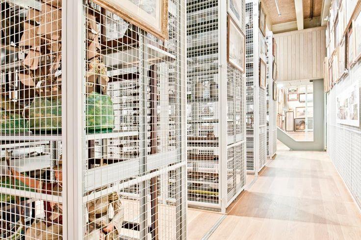 Museum aan de Stroom | Bruynzeel Storage Systems
