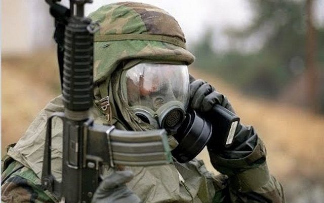 Did ISIS use chemical weapons against US force in Iraq?