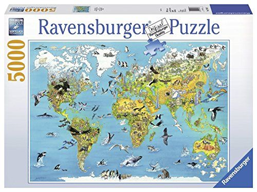 Ravensburger Fascinating Earth Jigsaw Puzzle (5000-Piece)