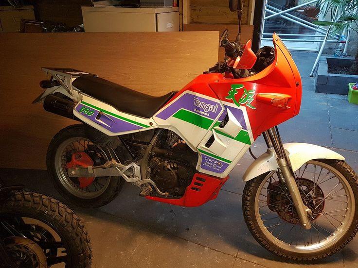 Kawasaki KLR 650 Tengai #tekoop #aangeboden in de Facebookgroep #motorentekoopmt #motortreffer https://www.facebook.com/groups/motorentekoopmt/permalink/767360143438707/?sale_post_id=767360143438707 #kawasaki #kawasakiklr650 #kawasakiklr
