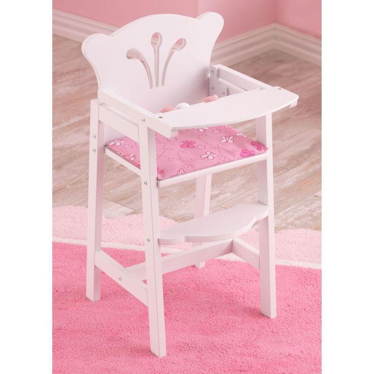 KidKraft Doll High Chair - 61101 - 61101