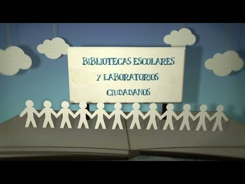 BIBLIOTECAS ESCOLARES   ESKOLA LIBURUTEGIAK: Pensar la biblioteca escolar como un laboratorio ciudadano.