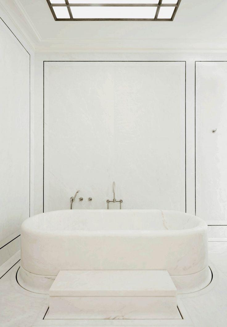 Joseph Dirand Architecture a porté un projet hautement réussi par son originalité et sa couleurArchitecture de luxe, mobilier de luxe, tendances décoPour voir d'autres astuces en design : brabbu.com/products