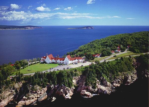 The Keltic Lodge, Ingonish, Nova Scotia