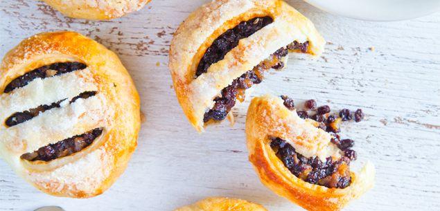 Food | Recipe | Eccles Cakes - Cakes & Baking - Food & recipes - Recipes - New Zealand Woman's Weekly