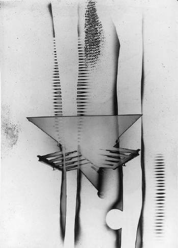 Jaroslav Rössler (1902–1990); A second Flame 1965-1978; Untitled; photograph SJV 482, 27,8 x 19,8 cm, 60. léta / 1960s