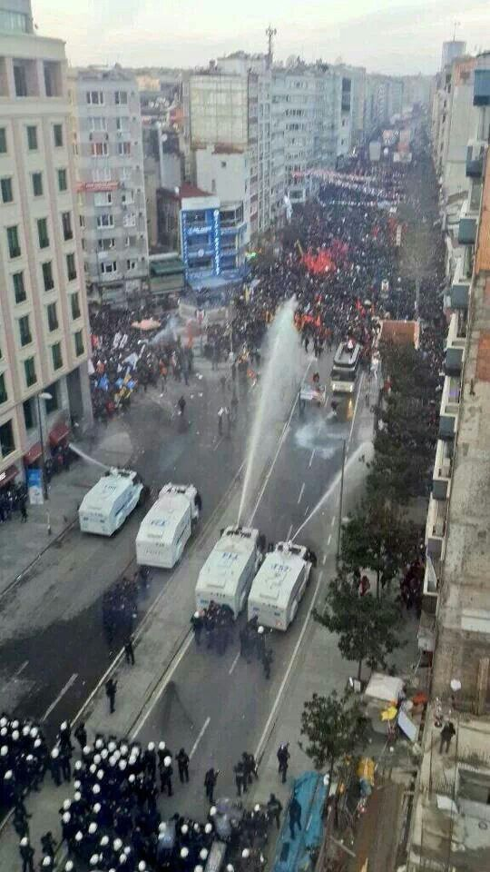 We will keep fighting for Berkin and for his 7 brothers who fell before. AKP will be gone.
