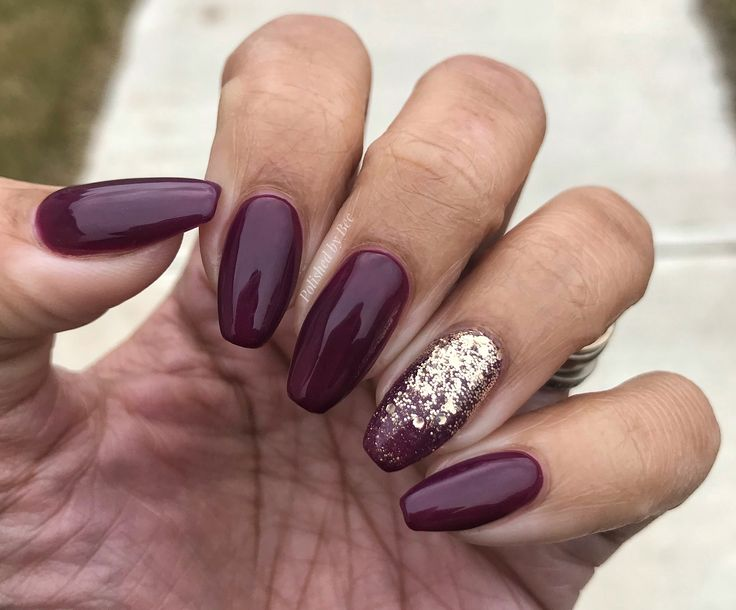 Bluesky DC74 Intellectual Lady with GC17 and Luxury Gold glitter fade