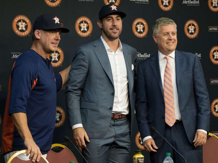 The Astros' Justin Verlander Trade Violated Their Philosophy ... And May Win Them the Pennant  -  September 22, 2017