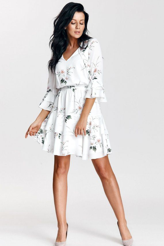 Sukienki Koktajlowe Wieczorowe Na Dzien Must Have Ette Lou Fashion Dresses Shirt Dress