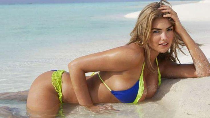 Beachbunny Swimwear Model With Halo