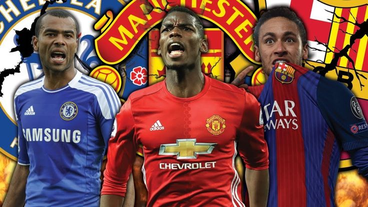 #Top10 Most #CORRUPT #Transfers In #Football - What do #Pogba, #Tevez, & #Neymar have in common? They all featured in corrupt transfers. http://www.gosoccertube.com/top-10-corrupt-transfers-football/