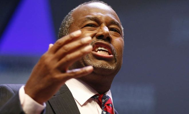 BEN CARSON Just DISCOVERED A MASSIVE FRAUD AT HUD