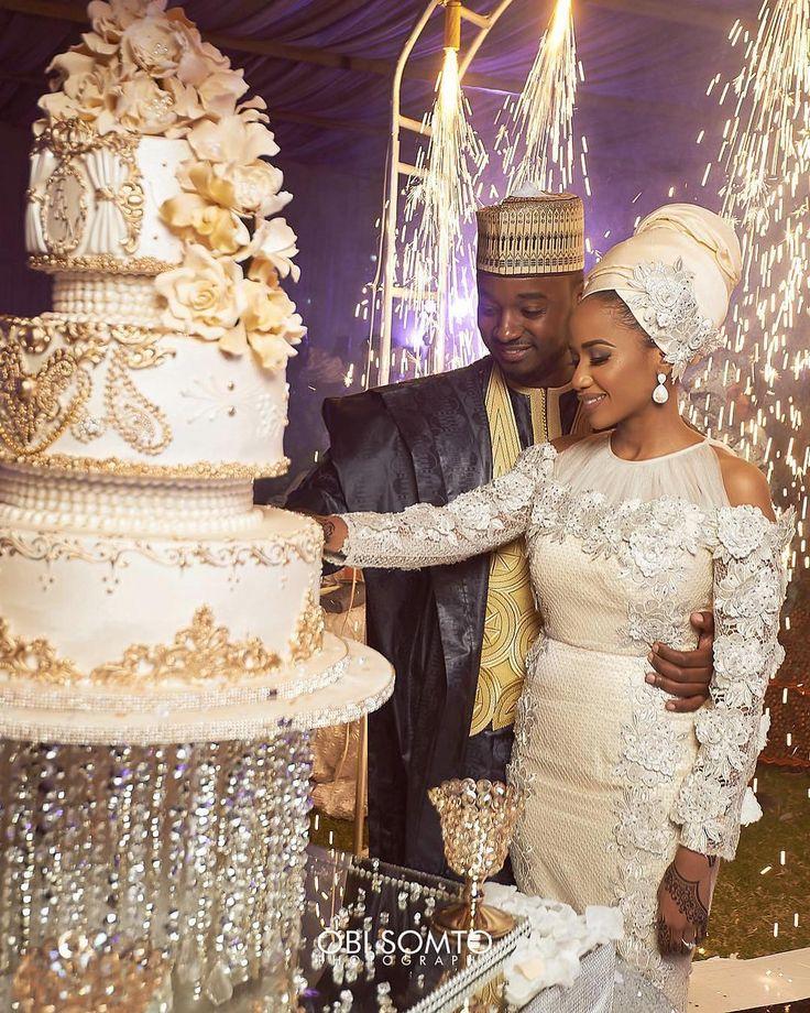 My Nigerian Wedding: 25+ Bästa Nigerian Weddings Idéerna På Pinterest