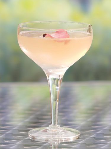 Ingredients: 30ml Rose Vodka 20ml Gin 15ml Bottlegreen Apple & Plum Cordial 10ml Lime Juice 5ml Sugar Syrup  Method:  Shake ingredients with ice and then fine strain into a martini glass. Garnish with a rose petal on the surface.