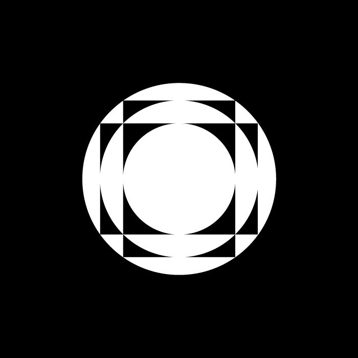 The Japan Society Of Obstetrics & Gynecology by Yusaku Kamekura. (1970) #logo #design #branding