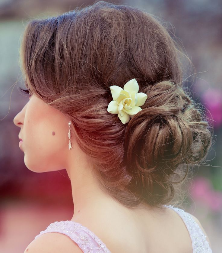129 Best Updo Wedding Hairstyles Images On Pinterest Hairstyle Ideas Hair And Styles