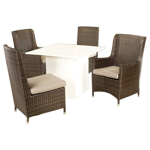 Decorative Modern Outdoor Dining Set
