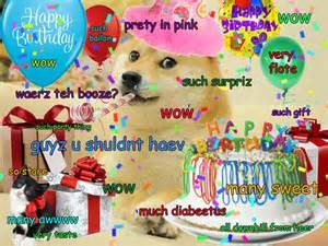 5df168cf5744b03083b958000334ea4d doge birthdays 22 best doge images on pinterest doge meme, doge and hilarious