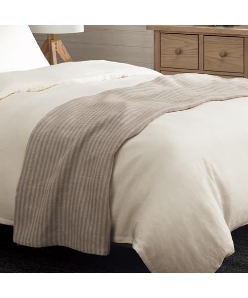 ベッドカバー(サンドリネンST2) | ニトリ公式通販 家具・インテリア ...