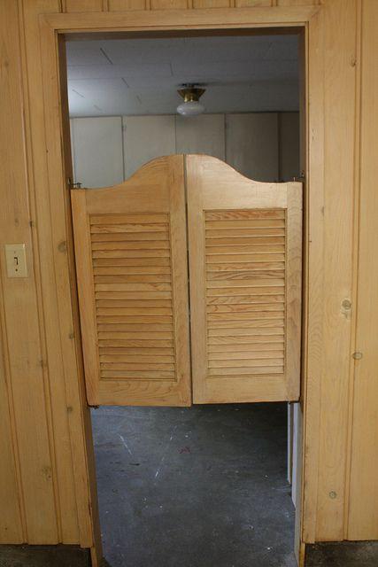 Swinging Pantry Doors Ideas