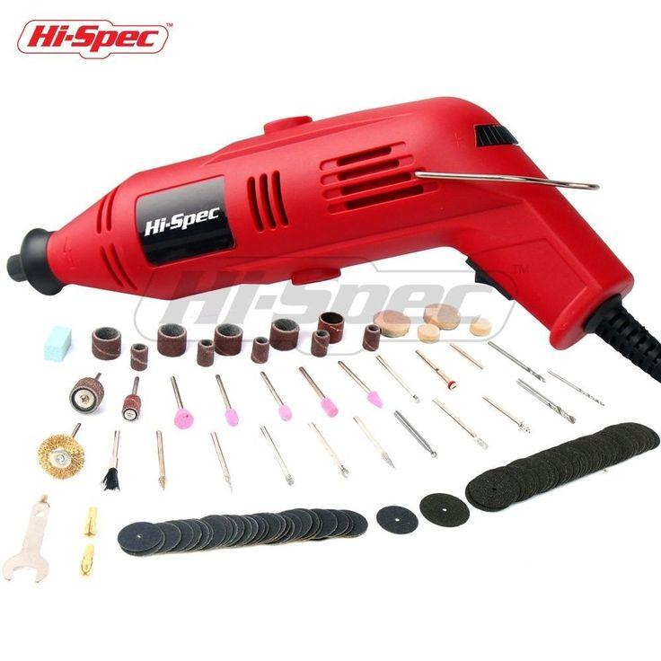 Dremel Set Multi-Tool Variable Speed Rotary Tool Kit Grinder Cutter Accessories  #HiSpec
