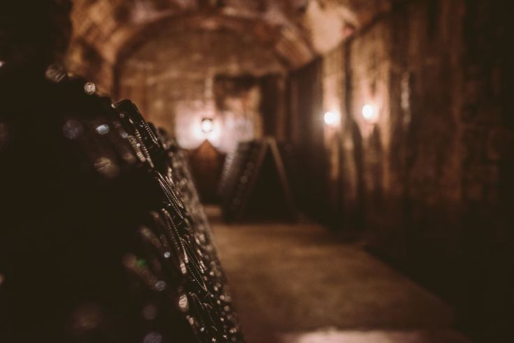 Berlucchi Franciacorta ancient cellars, dating back to 1600 AC