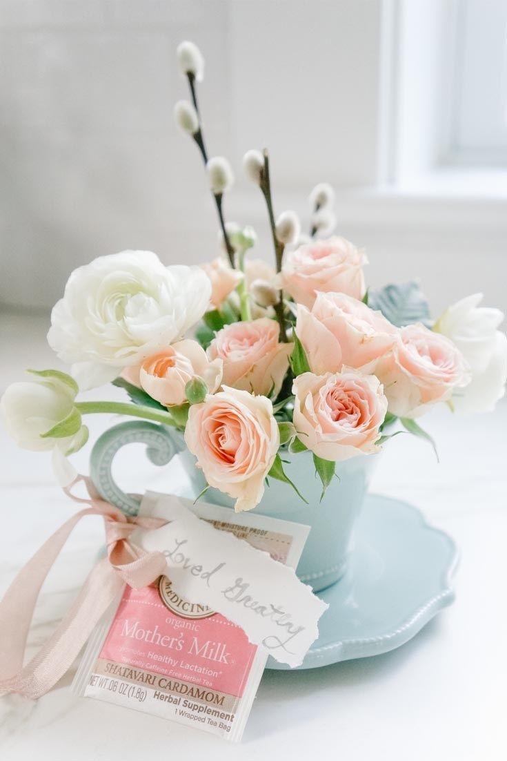 Create A Gorgeous Mother S Day Floral Bouquet Floral Bouquets