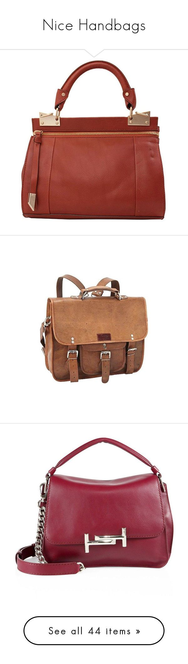 Nice Handbags by charlotte-bay-almore on Polyvore featuring polyvore women's fashion bags messenger bags rust genuine leather bags foley corinna bag red mini bag mini bag handle bag red bags leather bags rebecca minkoff black genuine leather messenger bag courier bag zipper messenger bag leather top handle bag burgundy zip top bag zip top messenger bag burgundy messenger bag strap bag brown laptop backpack laptop briefcase leather laptop backpack messenger bag backpack apparel & accessories…