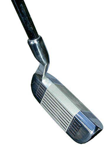 UK Golf Gear - Shot Saving 2 Way Golf Chipper Texas Wedge Jigger Club
