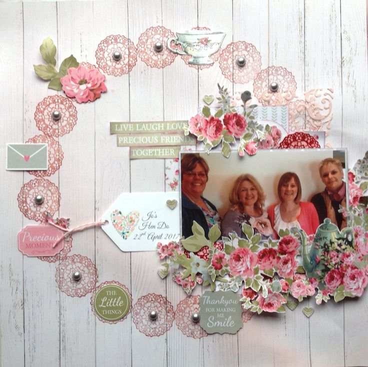 """<p>Hi+there+Elaine+here+again,+this+time+with+a+pretty+layout+using+the+High+Tea+collection+showcasing+the+co-ordinating+Clear+Texture+Doily+stamp.+To+start+with+I+took+the+High+Tea+wood+effect+Biscuit+paper+from+the+collection+and+added+a+circle+of+small+doilies+that+I+stamped+using+the+<a+href=""""+http://www.merlyimpressions.co.uk/blog/new-releases/high-tea-scrapbook-layout-2/+"""">+…click+to+read+more</a></p>"""