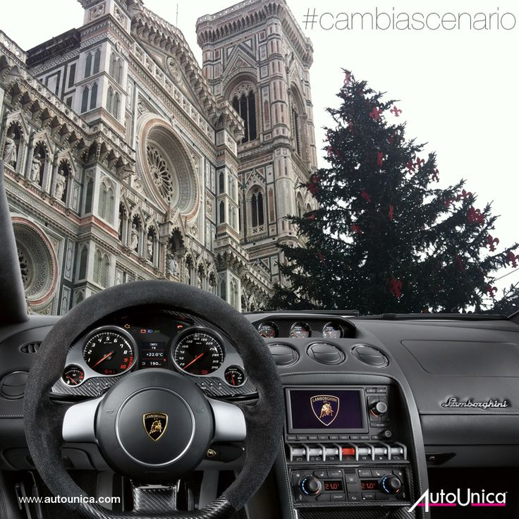 Cambia scenario: l'intramontabile fascino di Firenze e di Santa Maria del Fiore a bordo di un #autounica