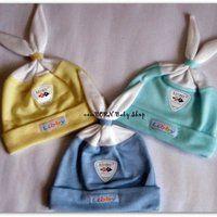 Jual Libby Topi Kelinci Warna, TOPI | TURBAN dengan harga Rp 14.000 dari toko online newBORN BabyShop, Tangerang. Cari produk topi bayi lainnya di Tokopedia. Jual beli online aman dan nyaman hanya di Tokopedia.