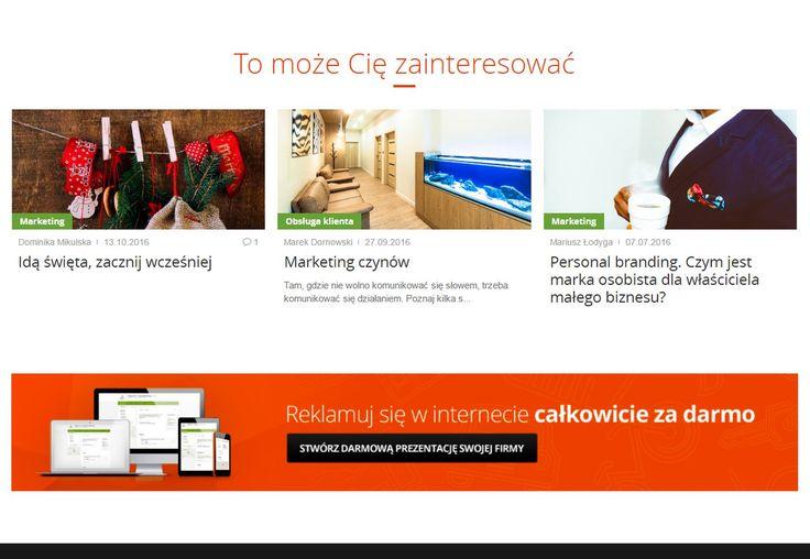 reklamy-Arek.firmy.net   screen shot