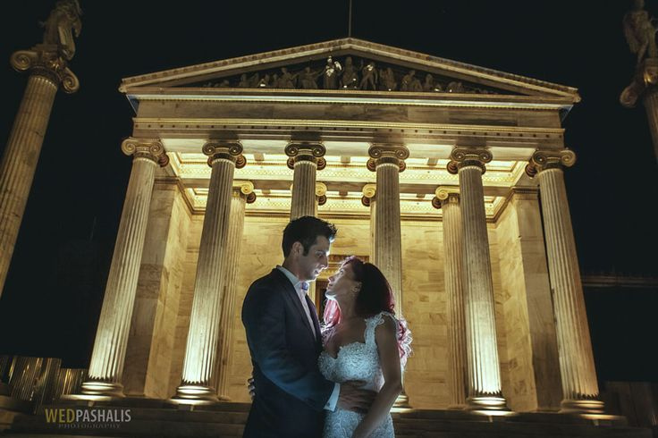 wedding in athens Greece